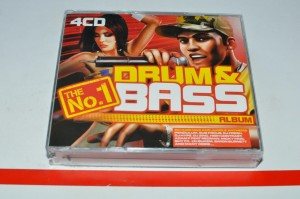 The No.1 Drum & Bass Album 4xCD Używ.