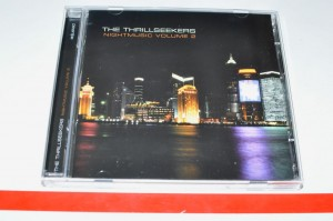 The Thrillseekers - Nightmusic Volume 2 Autograf 2xCD Nowa