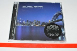 The Thrillseekers - Nightmusic Volume 3 Autograf 2xCD Nowa