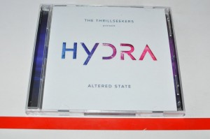 The Thrillseekers present Hydra - Altered State 2xCD Album Autograf 2xCD Nowa