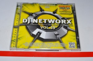 DJ Networx Vol. 59 2xCD Używ.