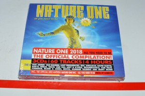 Nature One 2018 - All You Need To Be 3xCD Nowa