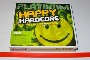Platinum Happy Hardcore 3xCD Used