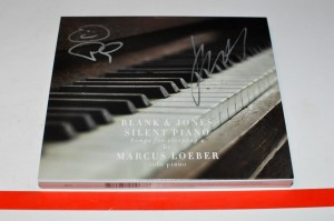 Blank & Jones, Marcus Loeber - Silent Piano - Songs For Sleeping 2 CD Album Nowa
