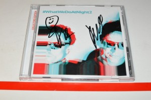 Blank & Jones - #WhatWeDoAtNight 2 2xCD Album Nowy Autograf
