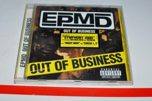 EPMD - Out Of Business CD Album Used
