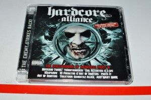 Hardcore Alliance - The Brotherhood Of Darkness Part II 2xCD Used