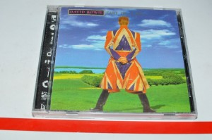 David Bowie - Earthling CD Album Used