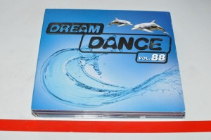 Dream Dance Vol. 88 CD3 Mixed by DJ Quicksilver 3xCD Used