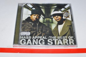 Gang Starr - Mass Appeal : The Best Of Gang Starr CD New