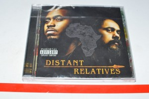 Nas & Damian Marley - Distant Relatives CD Album New