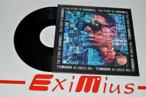 "Hardwell - The Story Of Hardwell Winyl 2x12"" LP New"