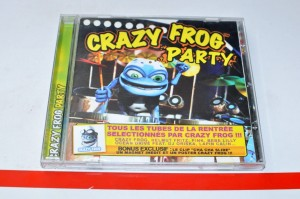 Crazy Frog Party CD Used