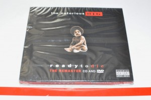 Notorious B.I.G. - Ready To Die (The Remaster CD And DVD) New