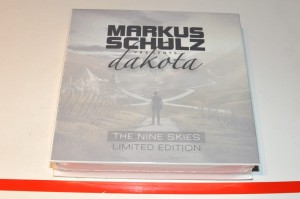 Markus Schulz Presents Dakota - The Nine Skies CD + Blu Ray Nowa