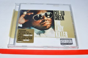 Cee Lo Green - The Lady Killer (The Platinum Edition) CD Album Used