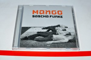 Sascha Funke - Mango CD Album Used