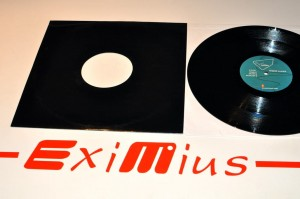 "DJ Emerson - Hits From The Lab 12""LP Winyl Używ."
