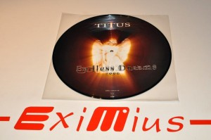 "Titus - Endless Dreams 2006 12""LP Winyl Używ."