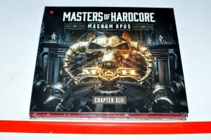 Masters Of Hardcore Chapter XLII - Magnum Opus 1995 - 2020 3xCD Nowa