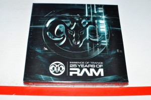 RAM - Essence Of Trance : 25 Years Of RAM 4xCD Nowa