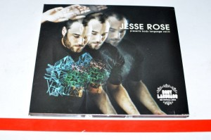 Jesse Rose - Body Language Vol. 3 CD Used