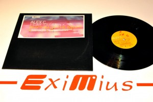 "Alex C. Feat. Yasmin K. - Rhythm Of The Night 12""LP Winyl Używ."