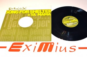 "Fatboy Slim - Song For Shelter + Ya Mama 12""LP Winyl Używ."