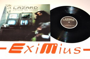 "Lazard - Living On Video 12""LP Winyl Używ."
