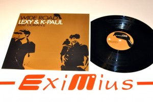 "Lexy & K-Paul Feat. Dorian E - Wide Road 12""LP Winyl Używ."