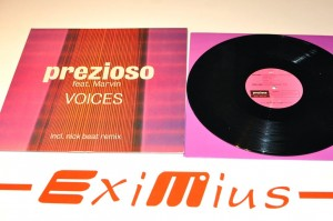 "Prezioso Feat. Marvin - Voices 12""LP Winyl Używ."