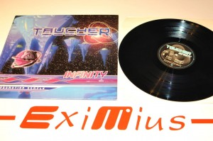 "Taucher - Infinity 12""LP Vinyl Used"