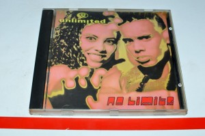 2 Unlimited - No Limits CD Album Used