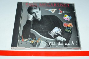Paul McCartney - All The Best ! CD Used