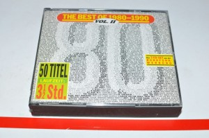 The Best Of 1980-1990 Vol. II CD Used