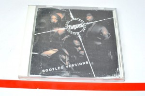 Fugees (Refugee Camp) - Bootleg Versions CD Used