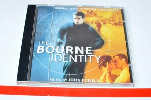 John Powell - The Bourne Identity CD Used