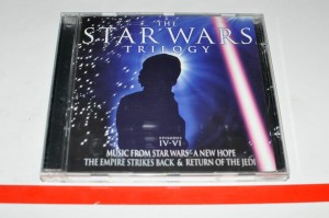 The Big Movie Orchestra - The Star Wars Trilogy CD Used