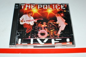 The Police - Live! 2xCD Album Used