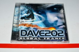 Dave 202 / Dave202 - Global Trance CD Used