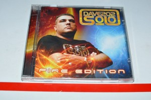 Dave 202 / Dave202 - Fire Edition CD Used