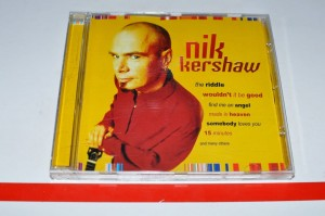 Nik Kershaw - The Riddle CD Używ.