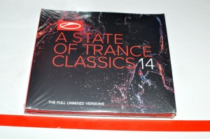 A State Of Trance Classics 14 4xCD Nowa