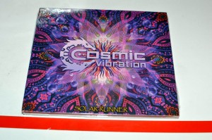 Cosmic Vibration - Solar Runner CD Album Nowa