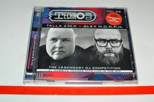 Talla 2XLC & Alex M.O.R.P.H. - Techno Club Vol. 58 2xCD Nowa