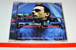 Andy C - Nightlife 3 CD Used