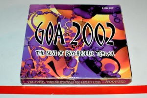 Goa 2002 - The Best Of Psychedelic Trance 3xCD Used