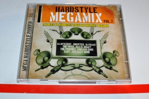 Hardstyle Megamix Vol. 7 2xCD Used