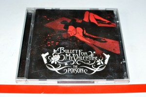 Bullet For My Valentine - The Poison CD Album +DVD Used
