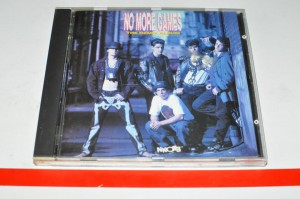 New Kids On The Block - No More Games / The Remix Album CD Używ.
